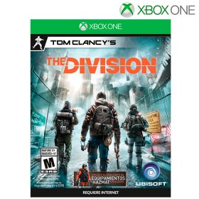 Videojuego XBOX ONE The Division