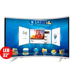 """Tv 32"""" 80 cm HYUNDAI LED 3213 HD Internet"""