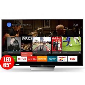 """Tv 65"""" 164cm LED SONY 65X857D 4K"""