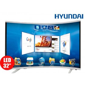 "Tv 32"" 80 cm HYUNDAI LED 3213 HD Internet"