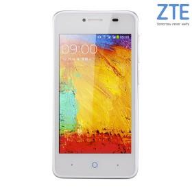Celular ZTE Blade C341 3G DS Plata