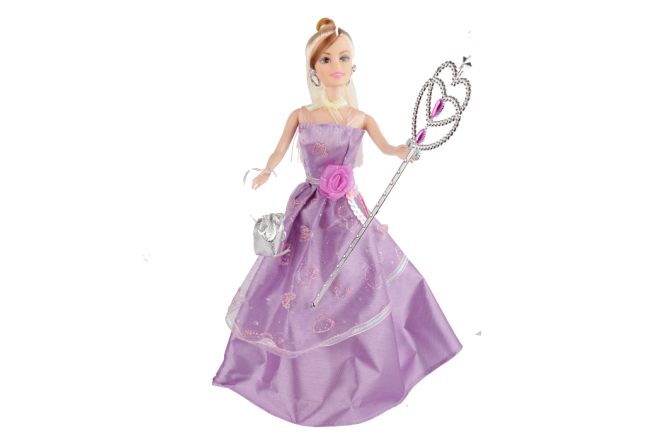 Muñeca Princesa Koler (Juguetes)