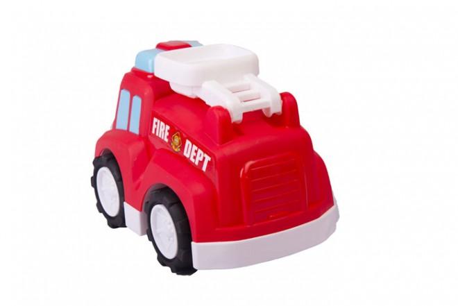 Camión de bomberos Keenway Road Masters Rojo.