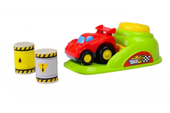 Lanzador de coches Keenway Colores