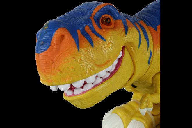 Dinosaurio Con Luz y Sonido Dino World (Juguetes)