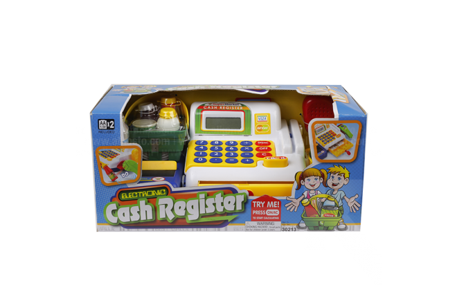 Juguete Caja Registradora Cash Register