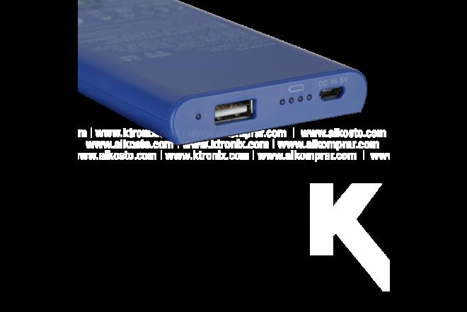 Batería Recargable SONY 5.000 mAh Azul