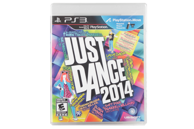 Vídeo Juego PS3 Just Dance 2014