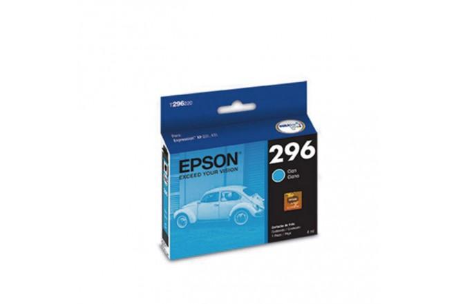 Tinta EPSON T296220 Cyan