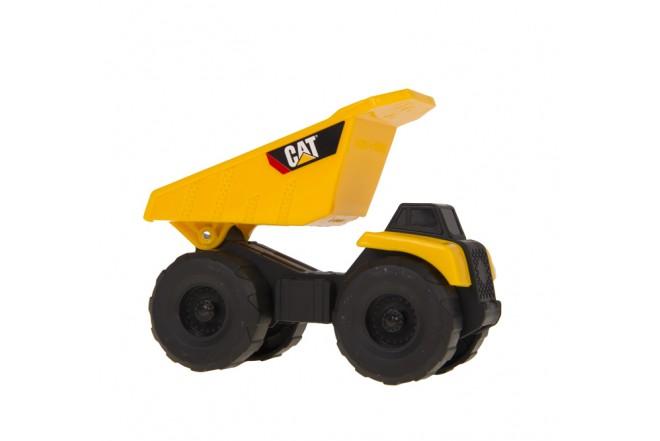 Set Mini Maquinas Construcción CATERPILLAR - TOY STATE Amarilla