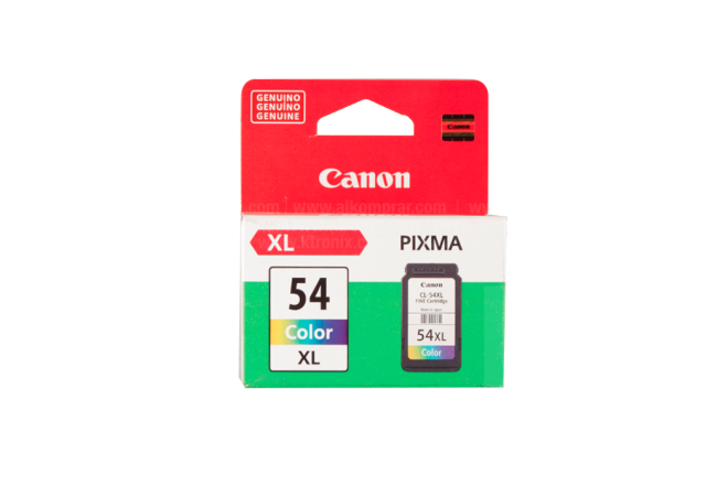 Tinta CANON CL-54XL Color