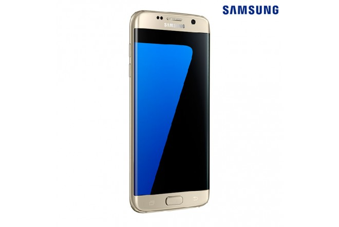 Celular Samsung S7 Edge Dorado