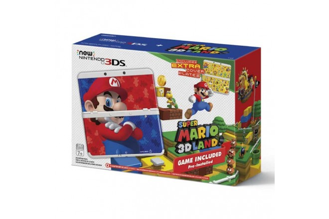 Consola 3DS Super Mario 3d Land