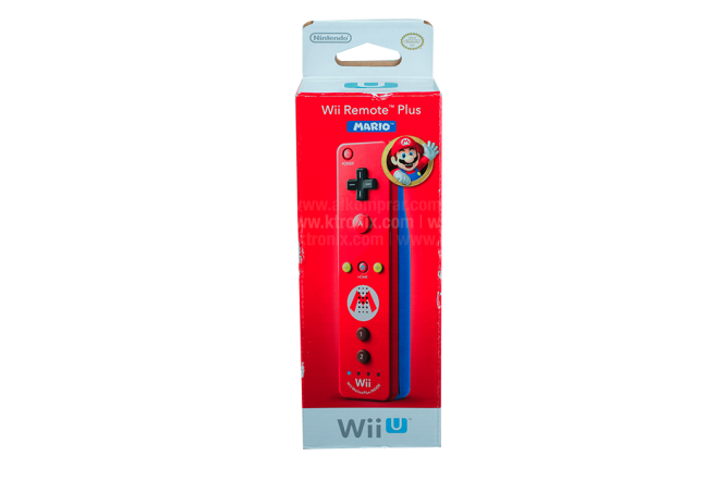 Control NINTENDO Wii Remote Plus Mario