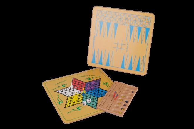 Set 10 Juegos De Mesa (Juguetes)