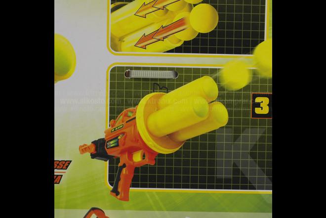 Lanza Pelotas Tri-Blaster  Total XStreme Air