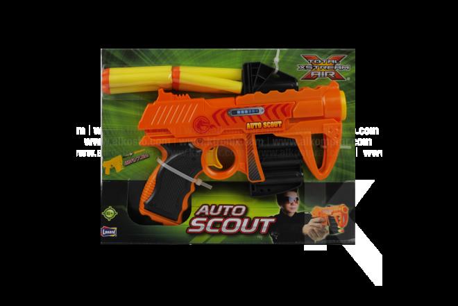 Lanza Dardos Auto Scout