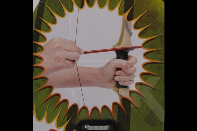 Arco y flecha Huntsman