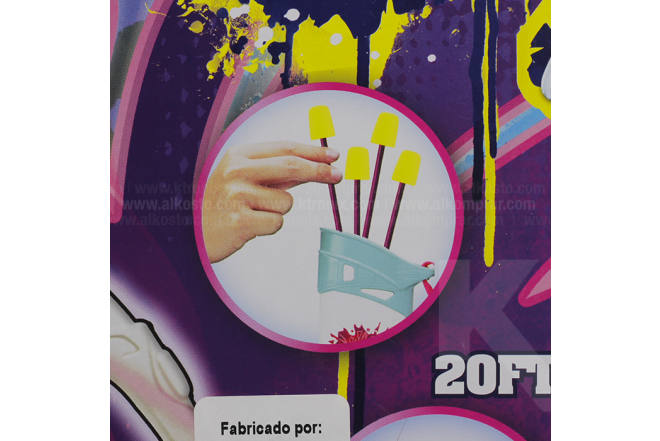 Arco Y Flecha Total Crush Sugar Shot