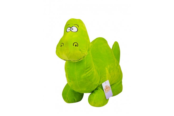 Dinosaurio de peluche Best Made Toys Verde