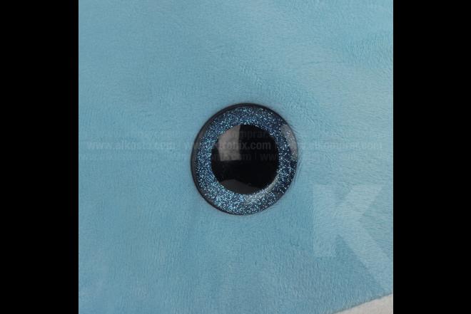Peluche Delfín Azul 21 cm