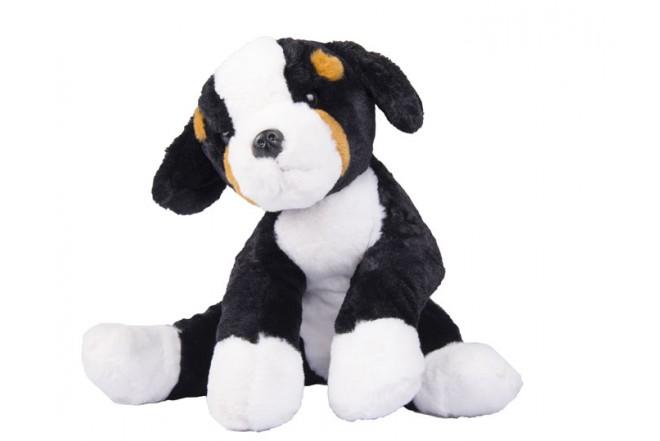 Perro de peluche Bernice Best Made Toys Negro
