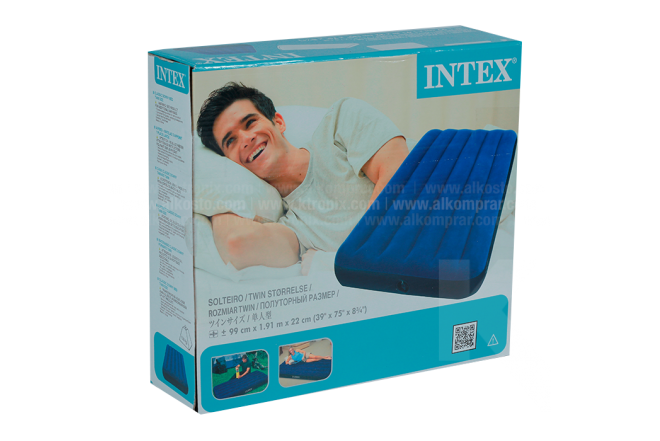 Colchón INTEX Inflable Full