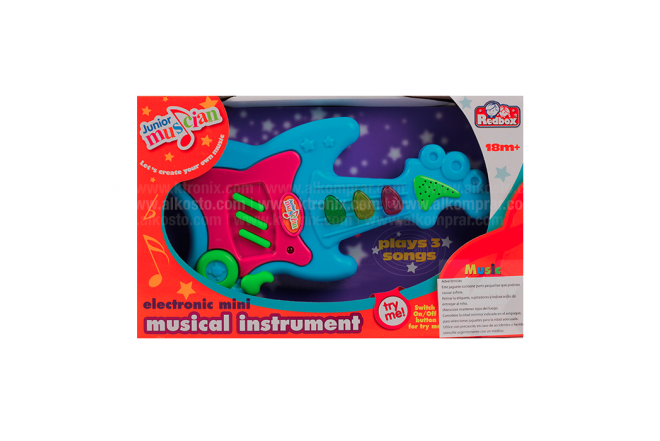 Juguete Guitarra Junior Musician
