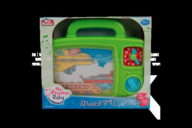 Juguete Musical TV My Precious Baby
