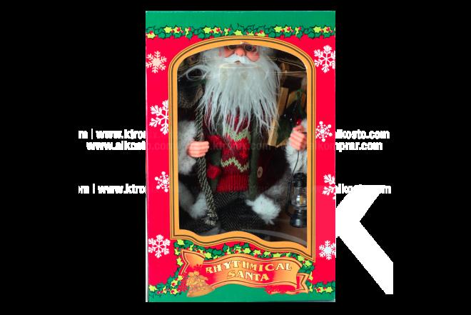 Santa 25 cm