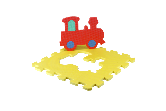 Alfombra Carros Puzzle Mat (Juguetes)
