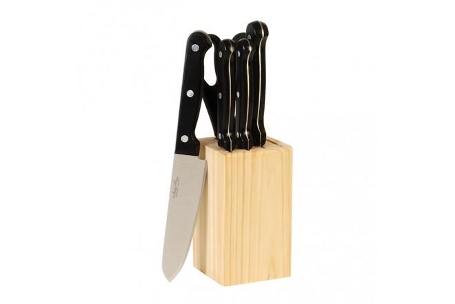 Juego de cuchillos GIBSON Collarette 6 Piezas