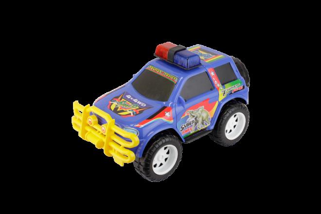 Camioneta De Policia 9756 (Juguetes)