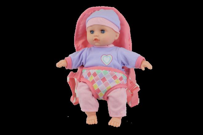 Muñeca Bebé Con Accesorios De Viaje Fantasy Collection (Juguetes)