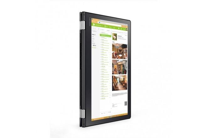 """Convertible 2 en 1 LENOVO Yoga 510 Ci5 15.6"""" Negro"""