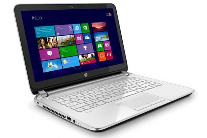 Notebook HP TS 14-f002