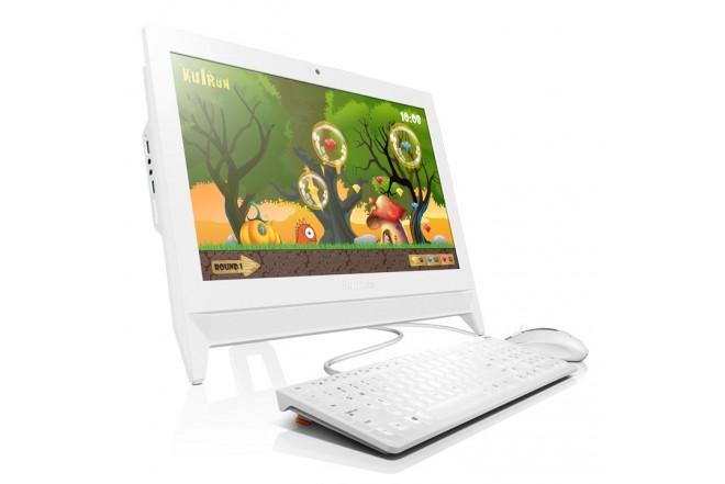 "PC All in One LENOVO C20-00 Celeron | 4GB | 1TB | 19.5"" Blanco"