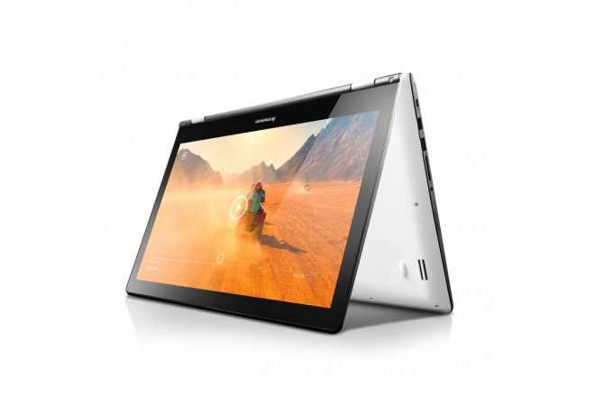 "Convertible 2 en 1 LENOVO Yoga 500 Core™ i7 14"" Blanco"