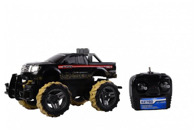Camioneta R/C Ford Eztec Negra