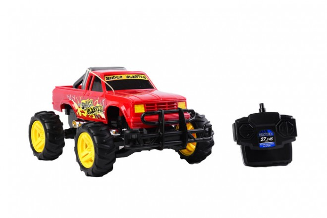 Off Road R/C Shock blaster Eztec Rojo