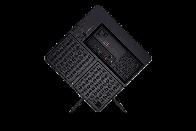 """Computador de Escritorio OMEN 900-101 Ci7 24"""" Negro"""
