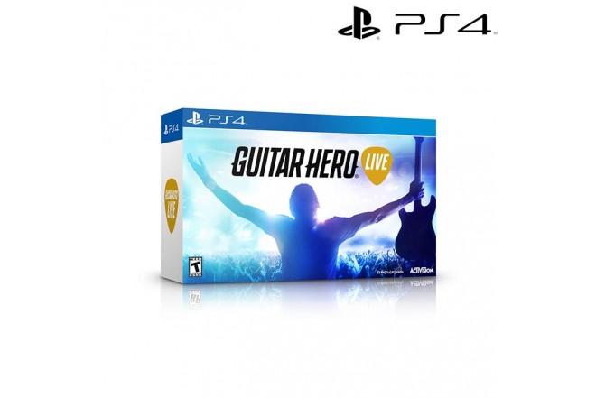 Videojuego PS4 Guitar Hero Live