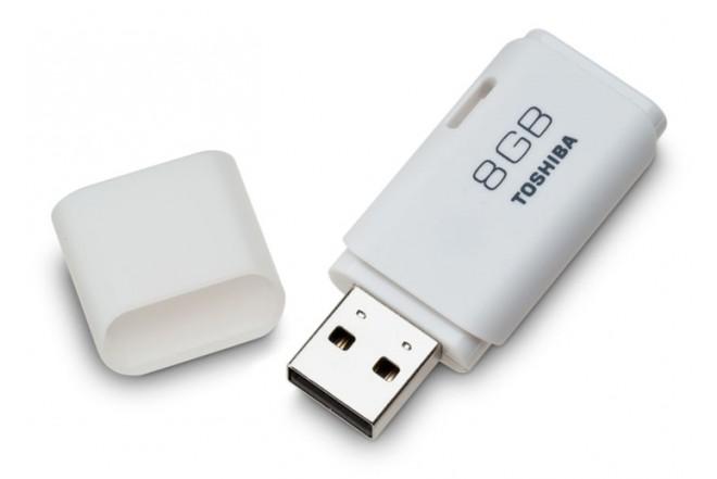 Memoria USB TOSHIBA 8GB Flash Drive 2.0
