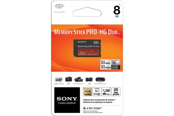 Memory Stick SONY HX 8GB