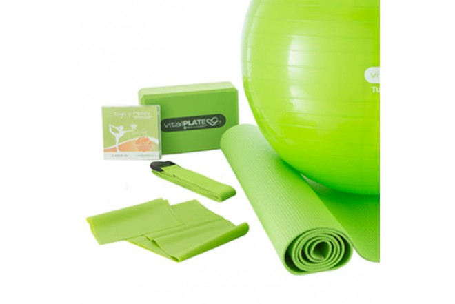 Set de pilates y yoga VITAL PLATE
