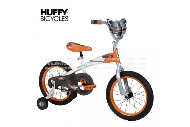 """Bicicleta Planes HUFFY de 16"""" Para Niños"""