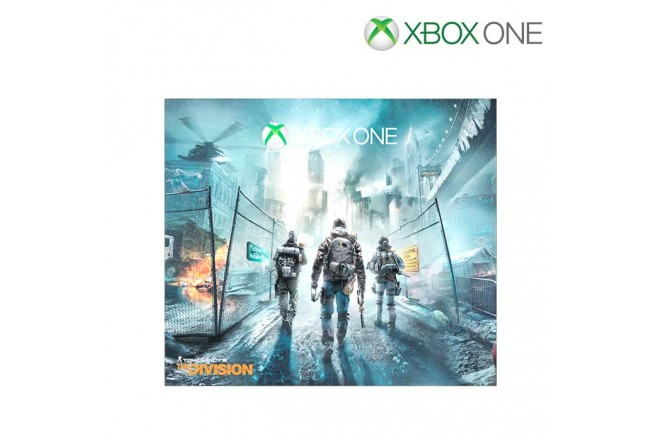 Bundle XBOX ONE 1 TB + Videojuego The Division