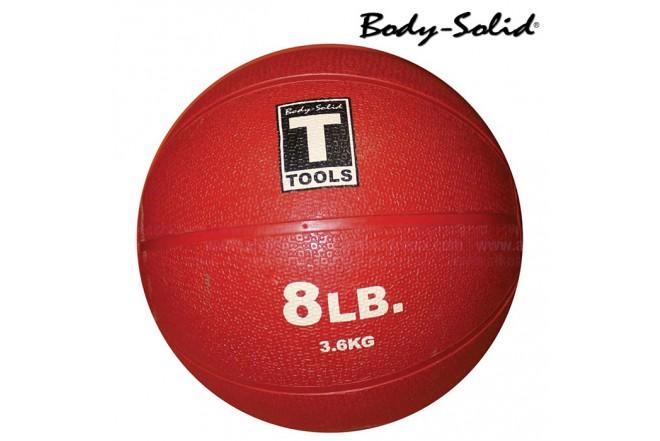 Balón Medicinal BODYSOLID 8 LBS