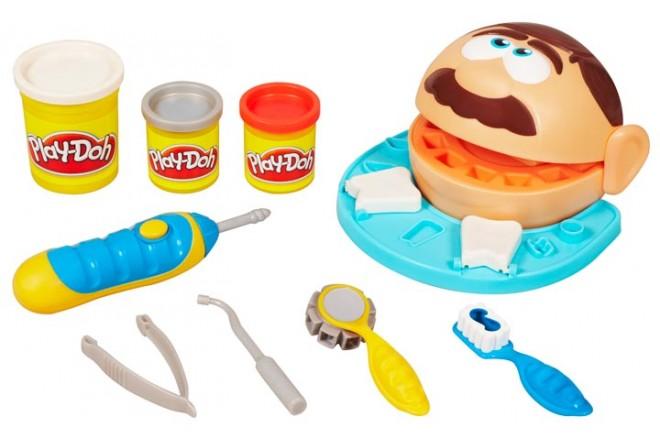 Play Doh El Dentista Bromista
