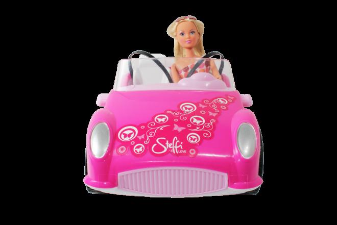 Muñeca Steffi En Carro (Juguetes)